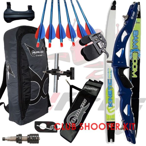 Recurve Club Shooter Core Air